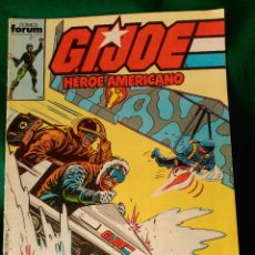 Cómics: G.I.JOE HEROE AMERICANO Nº 8 - FORUM . Lote 73126271