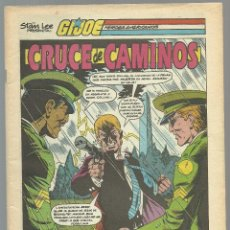 Cómics: G.I.JOE HEROES AMERICANOS - CRUCE DE CAMINOS . Lote 73157315