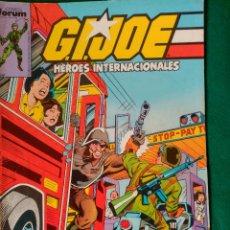 Cómics: G.I.JOE HEROES INTERNACIONALES Nº 11 - FORUM . Lote 73160307