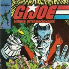 Cómics: G.I.JOE HEROES INTERNACIONALES Nº 14 - FORUM . Lote 101591103