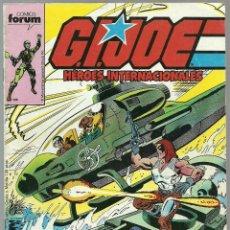 Cómics: G.I.JOE HEROES INTERNACIONALES Nº 16 - FORUM . Lote 73165195