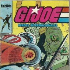 Cómics: G.I.JOE HEROES INTERNACIONALES Nº 18 - FORUM . Lote 73168027