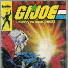 Cómics: G.I.JOE HEROES INTERNACIONALES Nº 19 - FORUM . Lote 73169035