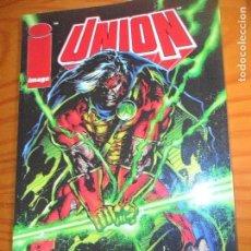Cómics: UNION - MIKE HEISSLER/ MARK TEXEIRA - TOMO PRESTIGE - IMAGE FORUM. Lote 73303067