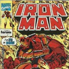 Cómics: IRON MAN Nº 4 - LA IRA DE RINO EPISODIO COMPLETO - MARVEL FORUM . Lote 73419171
