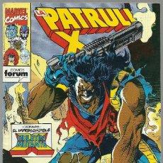 Cómics: LA PATRULLA X Nº 127 - MARVEL FORUM . Lote 73419387