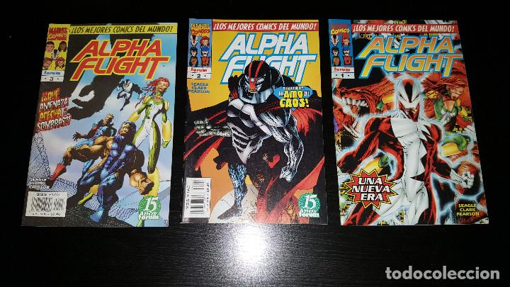 ALPHA FLIGHT VOL. 2 COMPLETA 20 NUMEROS (Tebeos y Comics - Forum - Alpha Flight)