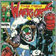 Cómics: THE NEW WARRIORS Nº 36 - MARVEL FORUM . Lote 73445503