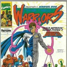 Cómics: WARRIORS Nº 34 - MARVEL FORUM . Lote 73445703