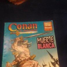 Cómics: CONAN EL AVENTURERO Nº2 MUERTE BLANCA. Lote 73522107
