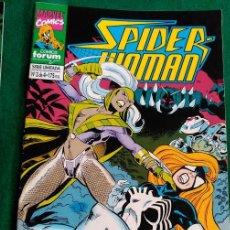 Cómics: SPIDER-WOMAN Nº 3 DE 4 SERIE LIMITADA - MUERTE EN EL AMAZONAS - MARVEL FORUM . Lote 73626535