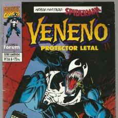 Cómics: VENENO Nº 2 DE 6 SERIE LIMITADA - MARVEL FORUM. Lote 73630999