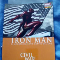 Cómics: IRON MAN CIVIL WAR. Lote 73950410