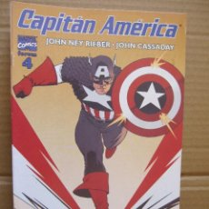 Cómics: FORUM. CAPITAN AMERICA VOL 5 NUMERO 4. BUEN ESTADO. Lote 74080143