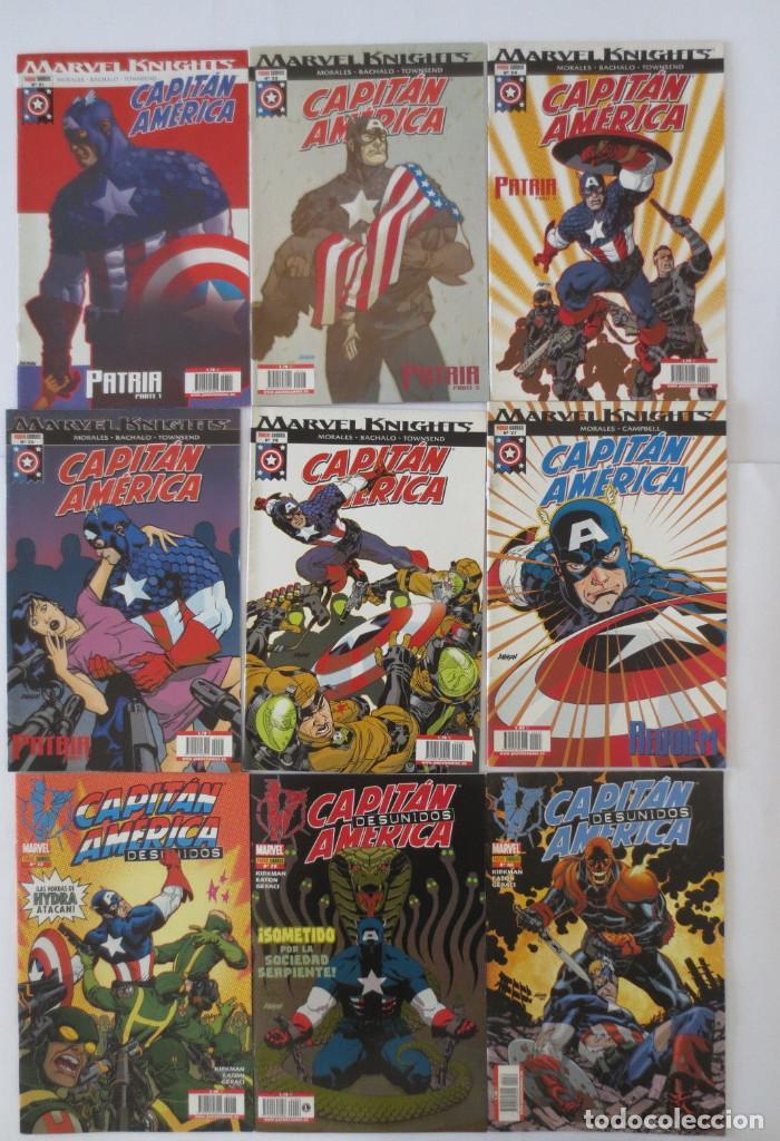 Cómics: CAPITAN AMERICA VOL 4 - Foto 3 - 74202119