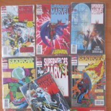 Cómics: SUPERHEROES MARVEL. Lote 74227879