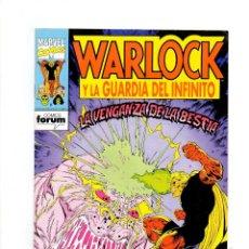 Cómics: WARLOCK Y LA GUARDIA DEL INFINITO Nº 6 ** FORUM. Lote 74237379