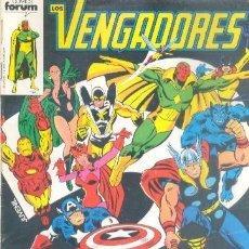 Comics: LOS VENGADORES COMICS FORUM Nº1 ALTA TENSIÓN MÁXIMA ACCIÓN . Lote 74241299