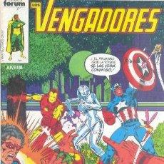 Comics: LOS VENGADORES COMICS FORUM Nº4 NI EL INFIERNO ME DETENDRA. Lote 74241731
