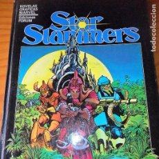 Cómics: STAR SLAMMERS - NOVELAS GRAFICAS MARVEL Nº 4 - WALTER SIMONSON -. Lote 74248235