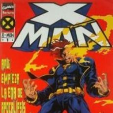 Cómics: X-MAN VOL. 1 Nº 1 LA ERA DE APOCALIPSIS - FORUM - MUY BUEN ESTADO. Lote 74312023