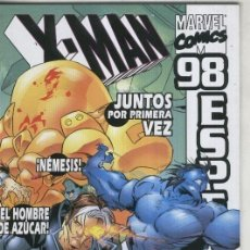 Cómics: X-MAN ESPECIAL 1998 - FORUM - IMPECABLE. Lote 143653417