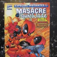 Comics - FORUM. MASACRE Y EL PEQUEÑO WADE. NUEVO - 74329855