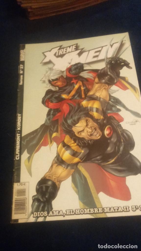 X-TREME Nº27 DIOS AMA EL HOMBRE MATA 3ª PARTE (Tebeos y Comics - Forum - X-Men)