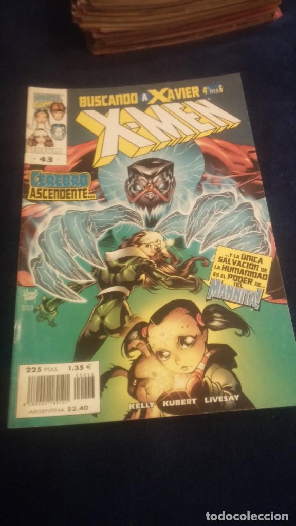 X MEN Nº43 VOL2 (Tebeos y Comics - Forum - X-Men)
