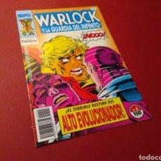 Cómics: WARLOCK Y LA GUARDIA DEL INFINITO 3 EXCELENTE ESTADO FORUM. Lote 74381973