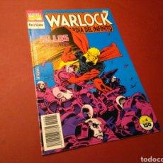 Cómics: WARLOCK Y LA GUARDIA DEL INFINITO 4 EXCELENTE ESTADO FORUM. Lote 74382035