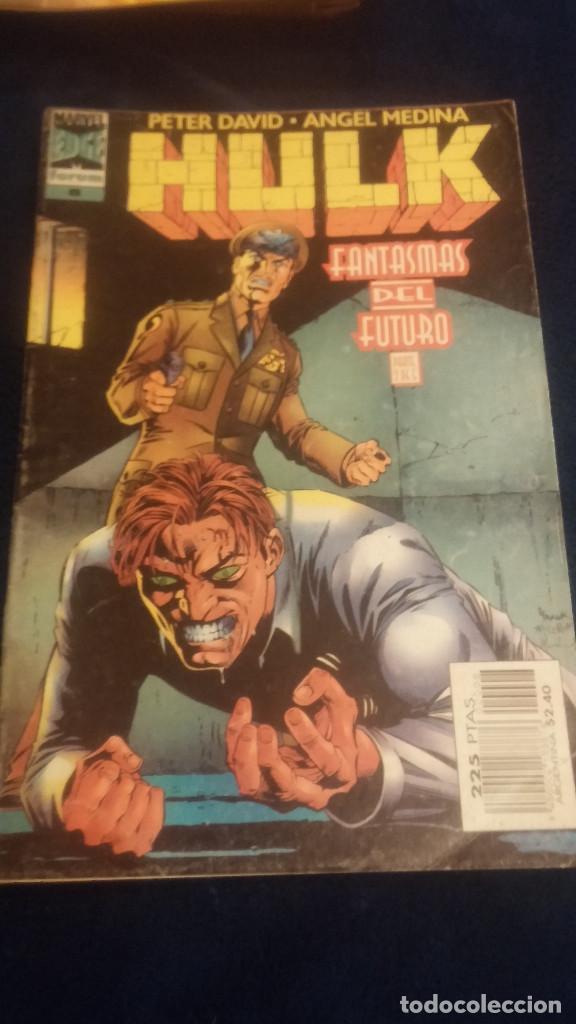 HULK Nº 8 VOL2 FANTASMAS DEL FUTURO (Tebeos y Comics - Forum - Hulk)