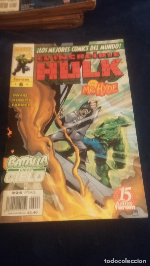 HULK Nº 6 VOL3 VS MR HYDE (Tebeos y Comics - Forum - Hulk)
