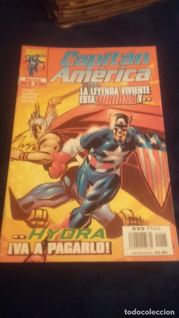 CAPITAN AMERICA VOL 4 Nº5 (Tebeos y Comics - Forum - Capitán América)