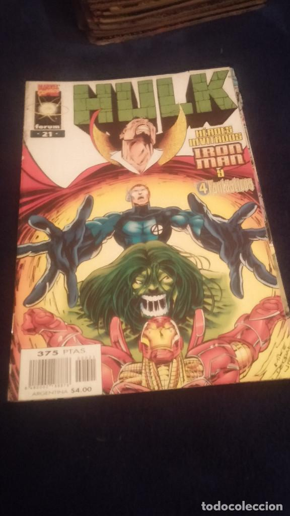 HULK Nº21 VOL2 (Tebeos y Comics - Forum - Hulk)