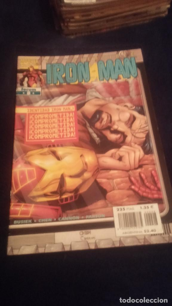 EL INVENCIBLE IRON MAN VOL 4 Nº8 (Tebeos y Comics - Forum - Iron Man)