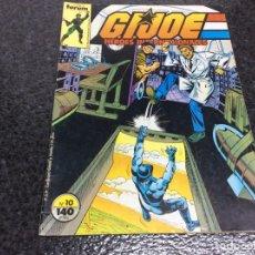 Cómics: .COMANDO GIJOE Nº 10 HEROES INTERNACIONALES. Lote 177671129