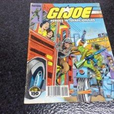 Cómics: .COMANDO GIJOE Nº 11 HEROES INTERNACIONALES. Lote 177671138