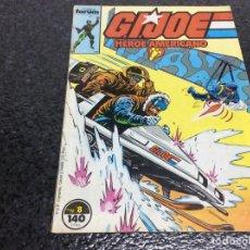 Cómics: COMANDO GIJOE Nº 8 HEROES INTERNACIONALES. Lote 177671032