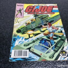 Cómics: COMANDO GIJOE Nº 16 HEROES INTERNACIONALES. Lote 177671094