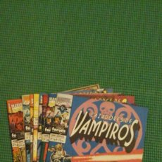 Cómics: CAZADORES DE VAMPIROS COMPLETA EN 9 NºS. Lote 74737871
