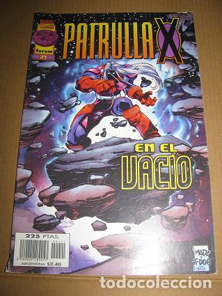 PATRULLA-X VOL.2 Nº21 (FORUM) LEER DESCRIPCION (Tebeos y Comics - Forum - Patrulla X)