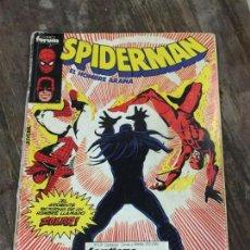 Cómics: SPIDERMAN. RETAPADO. CONTIENE CINCO NUMEROS. DEL 81 AL 85. FORUM.. Lote 75142331