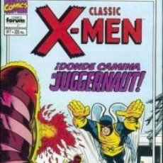 Cómics: CLASSIC X-MEN VOL. 2 Nº 7 - FORUM - IMPECABLE. Lote 222632360