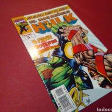 Cómics: EL INCREIBLE HULK 5 EXCELENTE ESTADO FORUM. Lote 75200619