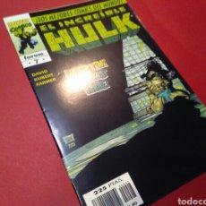 Cómics: EL INCREIBLE HULK 7 EXCELENTE ESTADO FORUM. Lote 75200789