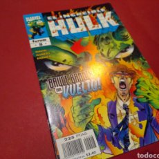 Cómics: EL INCREIBLE HULK 8 EXCELENTE ESTADO FORUM. Lote 75200855