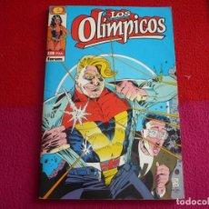 Cómics: LOS OLIMPICOS ( STEPHEN JEWEL GARY CHALONER ) ¡BUEN ESTADO! FORUM EPIC 1992. Lote 75215675