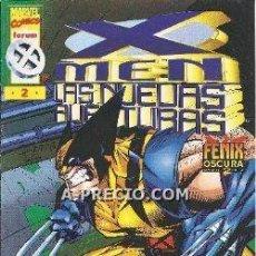 Comics : LAS NUEVAS AVENTURAS DE LOS X-MEN VOL. 2 Nº 2 - FORUM - IMPECABLE. Lote 75267631