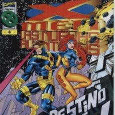 Comics : LAS NUEVAS AVENTURAS DE LOS X-MEN VOL. 2 Nº 4 - FORUM - IMPECABLE. Lote 75267651